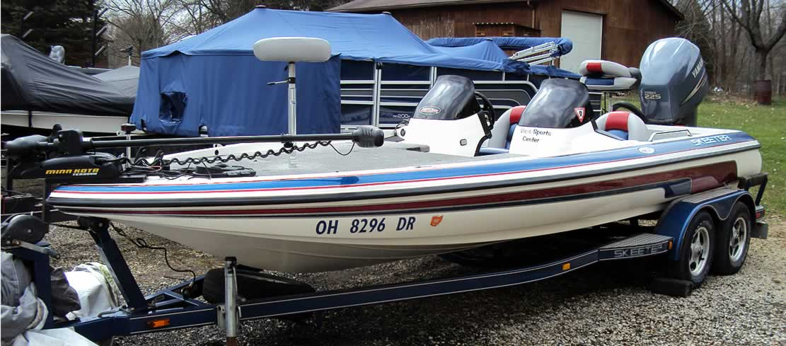 Ohio Bass Boats - Fishing Boats For Sale